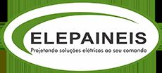Logotipo Elepaineis - projetando soluções elétricas ao seu comando